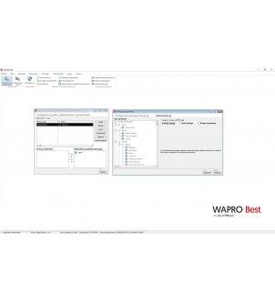 Konfiguracja uprawnień grupy Administratorzy w programie WAPRO BEST