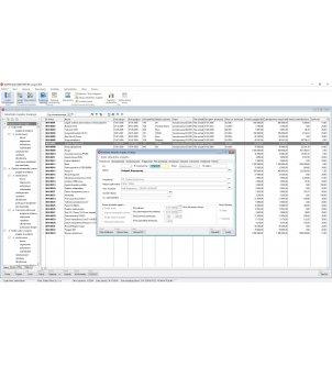 Podgląd szczegółowych danych środka trwałego w programie WAPRO MAG