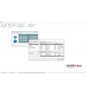 Powiązanie składników majątku trwałego z wzorcami księgowania w programie WAPRO BEST