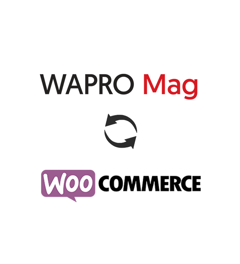 Integrator Wapro Mag woo commerce