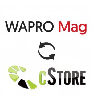 Integrator cStore Wapro Mag