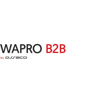 Logo programu WAPRO abStore B22