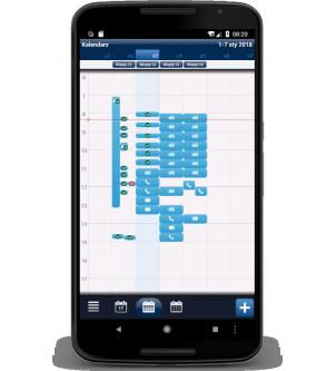 Kalendarz w programie WAPRO MOBILE
