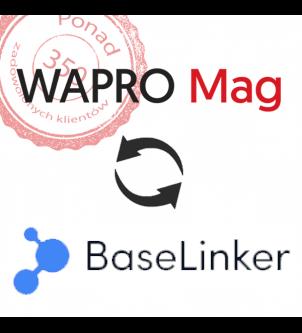 Integrator WAPRO MAG - Baselinker